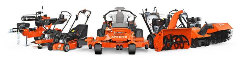 Vi er forhandlere av Ariens | Snøfresere og gressklippere